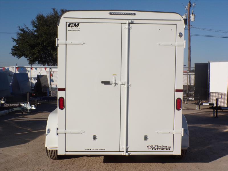 2020 CM 6 x 12 TA Enclosed Cargo Trailer