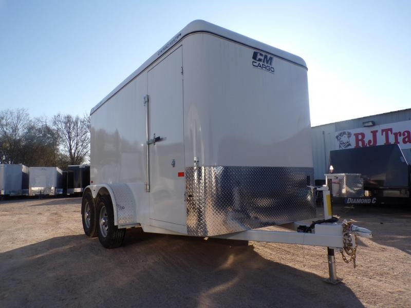 2020 CM 6 x 12 TA Enclosed Cargo Trailer