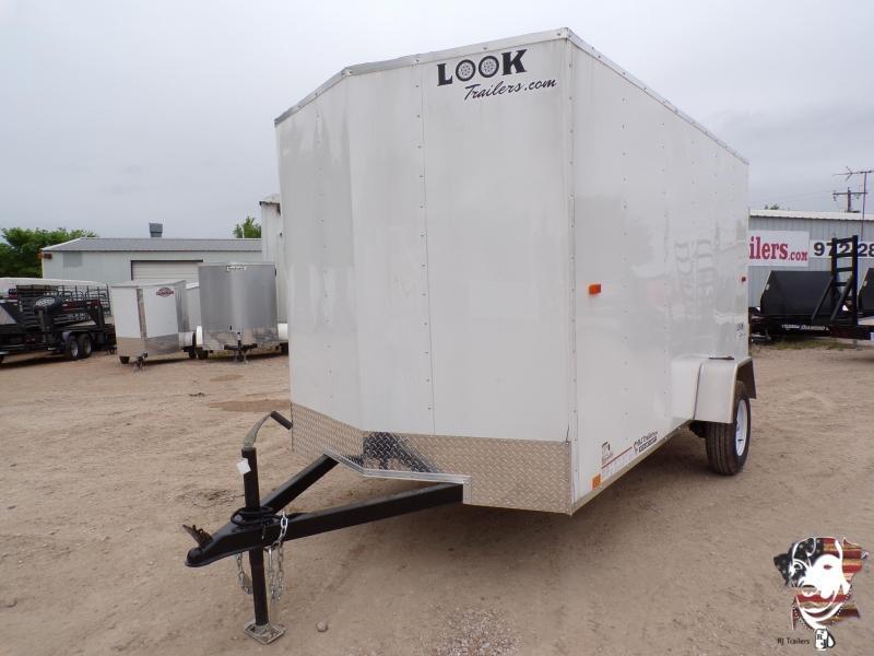 2021 Look Trailers 6 x 12 Equinox Enclosed Cargo Trailer