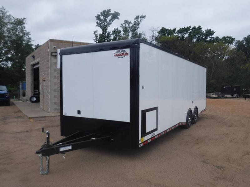 2020 Cargo Mate 8.5 x 28 NS Car / Racing Trailer