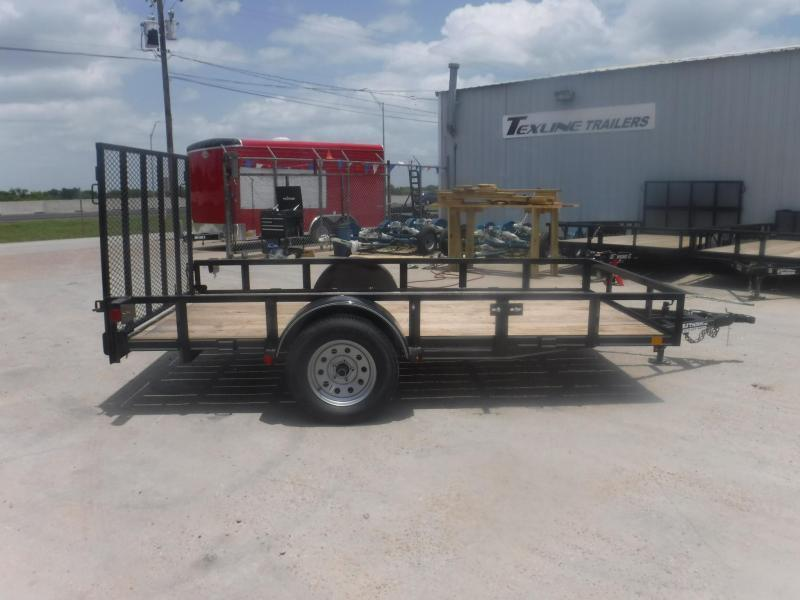 2020 Buck Dandy 77 x 12 Utility Trailer