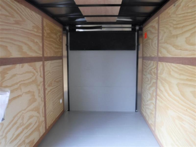 2021 Cargo Mate 6 x 12 LEE  Enclosed Cargo Trailer