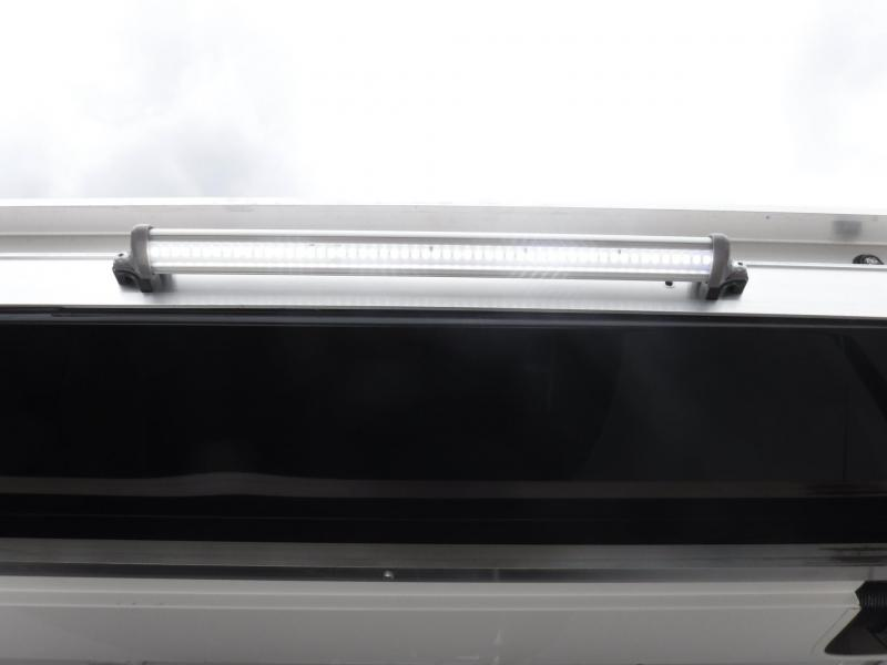 2019 Haulmark 8.5 x 28 Edge Heat Car / Racing Trailer