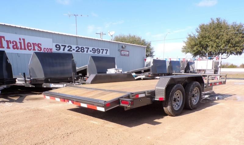 2020 Buck Dandy 83 x 18 Car Hauler Utility Trailer