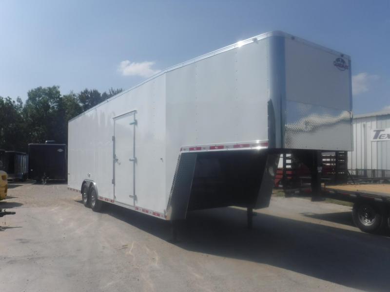 2020 Cargo Mate 8.5 x 32 Gooseneck Enclosed Cargo Trailer