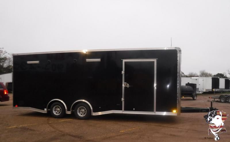 2020 Cargo Mate 8.5 x 24 NS Racing Trailer