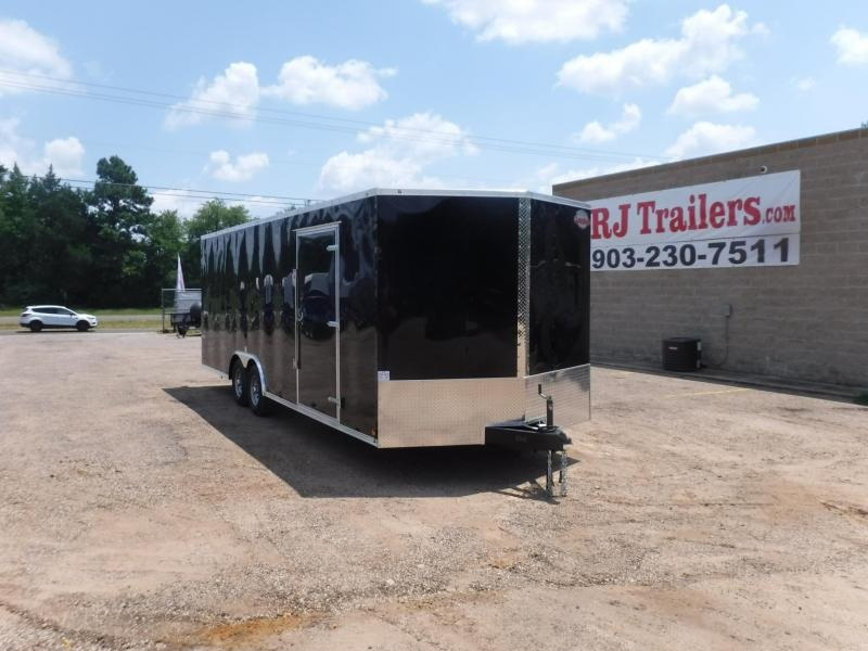 2020 Cargo Mate 8.5 x 24 E-Series Enclosed Cargo Trailer