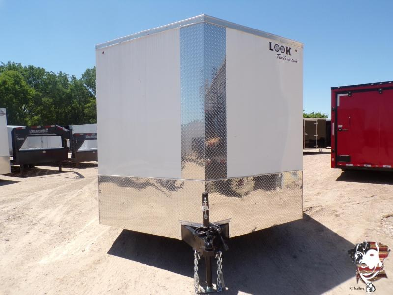 2021 Look Trailers 8.5 X 20 Element Enclosed Cargo Trailer