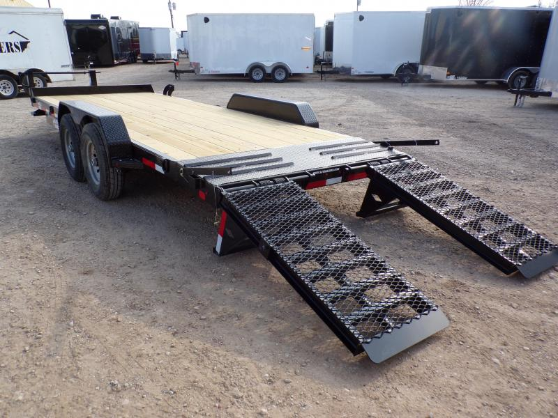 2020 Diamond C Trailers 82x20 Diamond C EQT 207 Equipment Trailer