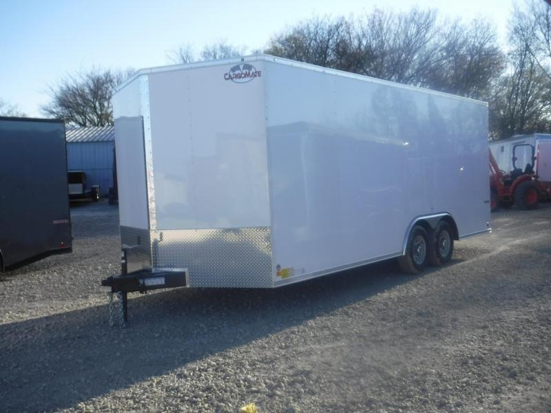 2020 Cargo Mate 8.5 x 20 E-Series Enclosed Cargo Trailer