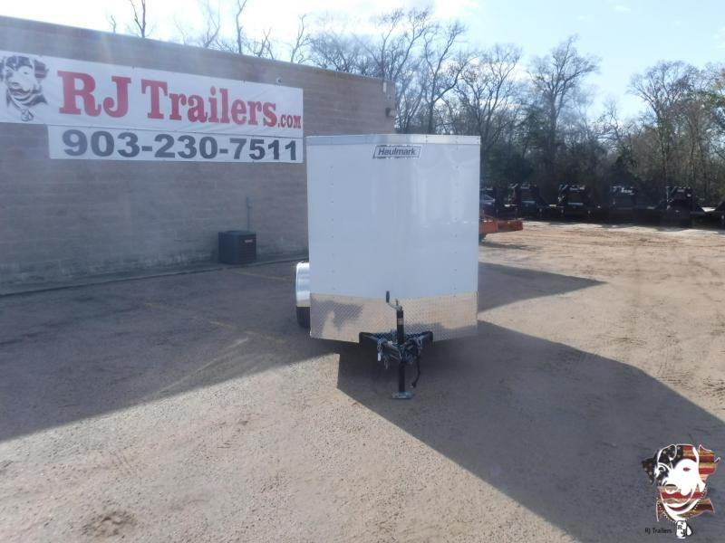 2020 Haulmark 6 x 10 Passport Enclosed Cargo Trailer