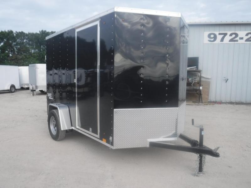 2019 Look Trailers 6 X 10 Element Enclosed Cargo Trailer