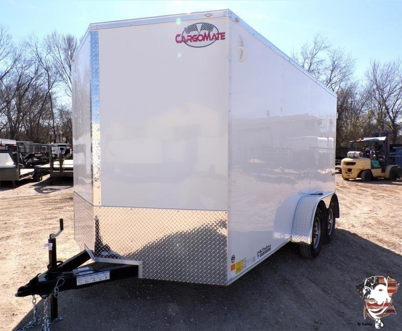 2021 Cargo Mate 7x14 E-Series Enclosed Cargo Trailer