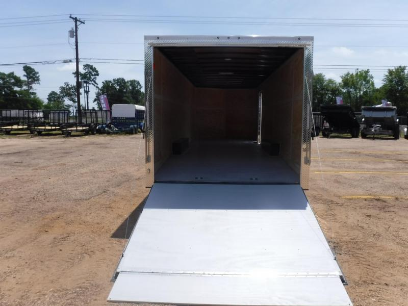 2019 Cargo Mate 8.5 x 28 E-Series Enclosed Cargo Trailer