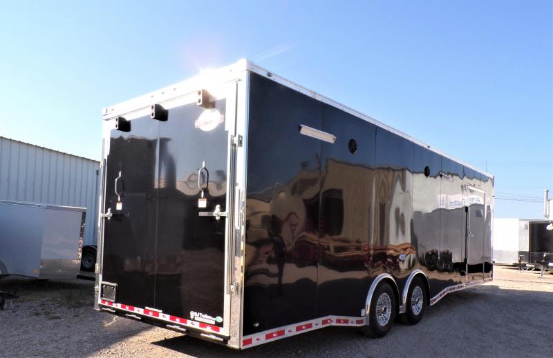 2021 Continental Cargo 8.5 x 28 NS Car / Racing Trailer