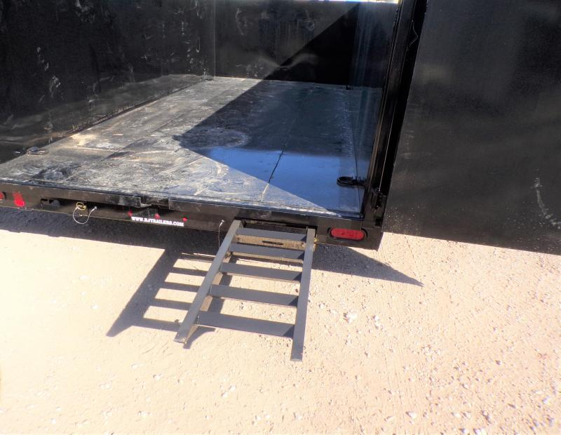 2020 Diamond C Trailers 82 x 16 LPT Telescopic Dump Trailer