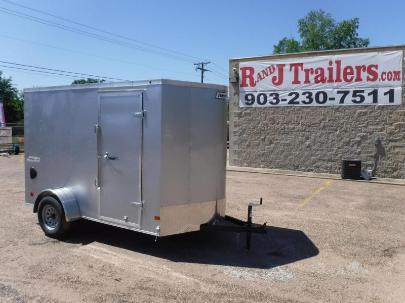 2019 Haulmark 6 x 10 Passport Deluxe Enclosed Cargo Trailer