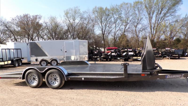 2020 Diamond C Trailers 83 x 20 CHS235 Car / Racing Trailer