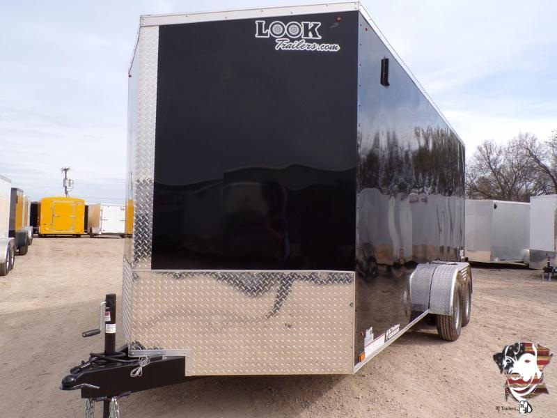 2020 7 x 16 Look Trailers Element SE Enclosed Cargo Trailer
