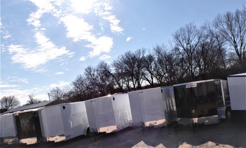 2020 7 x 16 Look Trailers Element SE Enclosed Cargo Trailer