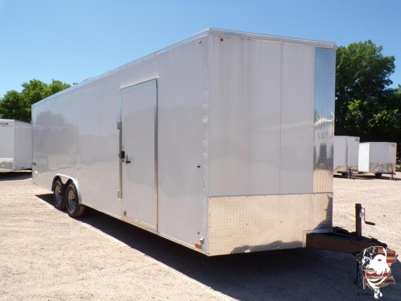 2021 Look Trailers 8.5 X 24 Element Enclosed Cargo Trailer