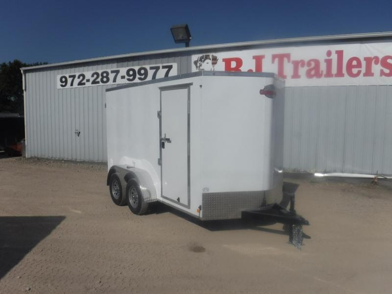 2019 Cargo Mate 6 x 12 LEE TA Enclosed Cargo Trailer