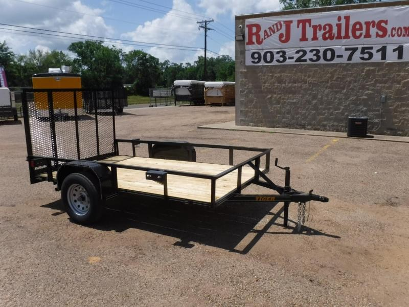 2019 Tiger 6 x 10 Econo Series Utility Trailer