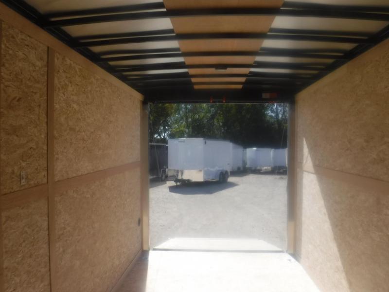 2020 Haulmark 7 x 14 Transport Enclosed Cargo Trailer
