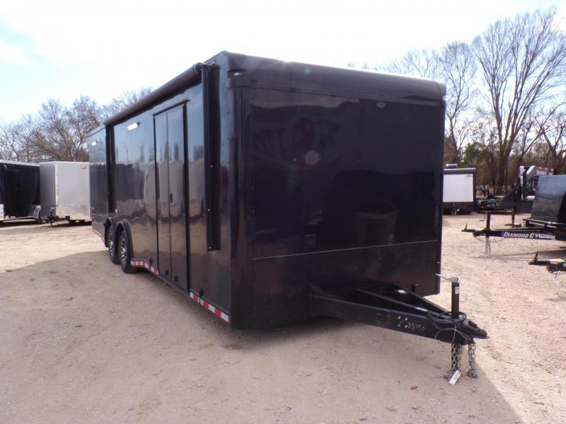 USED 2019 Continental Cargo 8.5 x 28 Eliminator SS Car / Racing Trailer