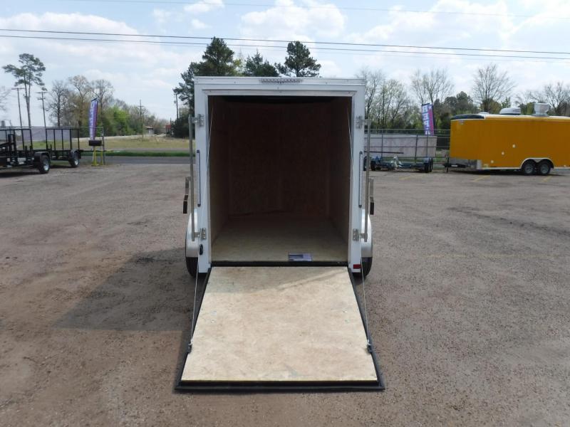 2019 Pace American 5 X 8 SA Enclosed Cargo Trailer