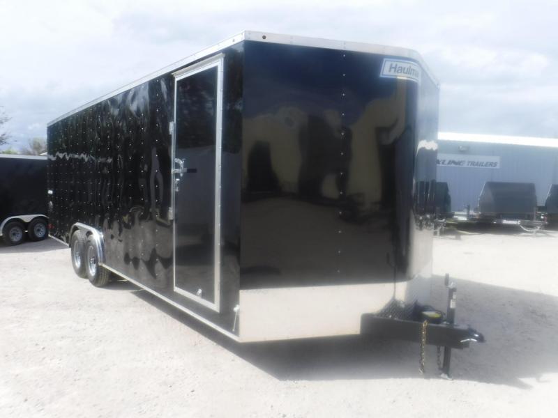 2020 Haulmark 8.5 x 24 Passport Deluxe Enclosed Cargo Trailer