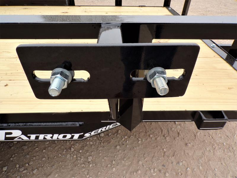 2020 TexLine 5 x 8 Patriot Utility Trailer