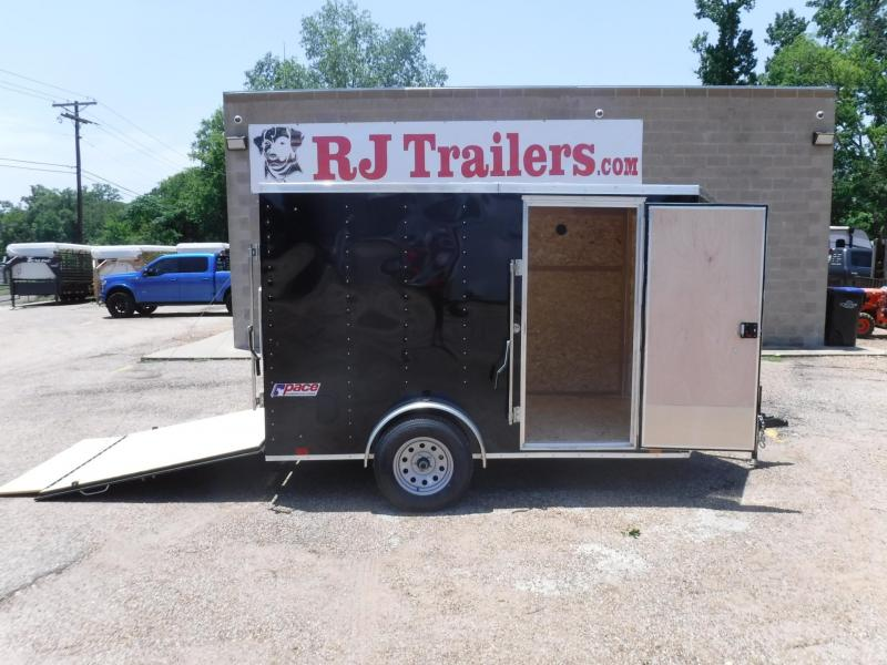 2019 Pace American 6 X 10 SA Enclosed Cargo Trailer
