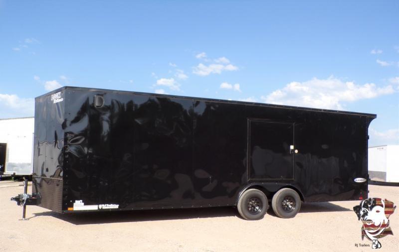 2021 Look Trailers 8.5 X 24 Element Enclosed Cargo Trailer