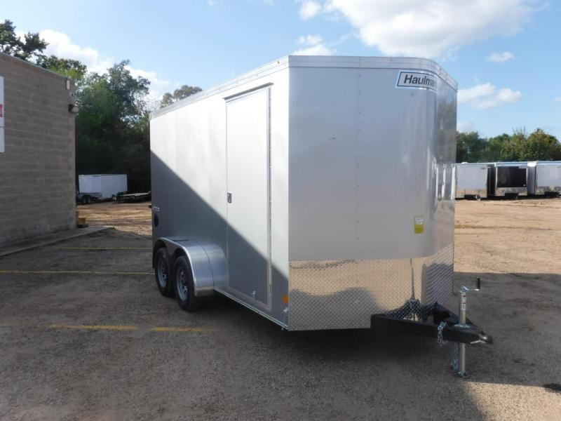 2020 Haulmark 7 x 14 Transport V-Nose Enclosed Cargo Trailer