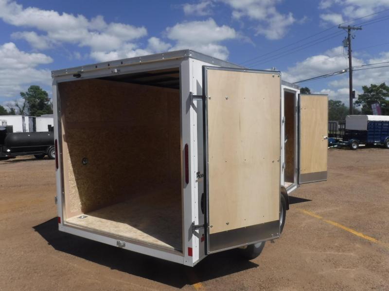 2020 Haulmark 7 x 14 Passport Deluxe Enclosed Cargo Trailer
