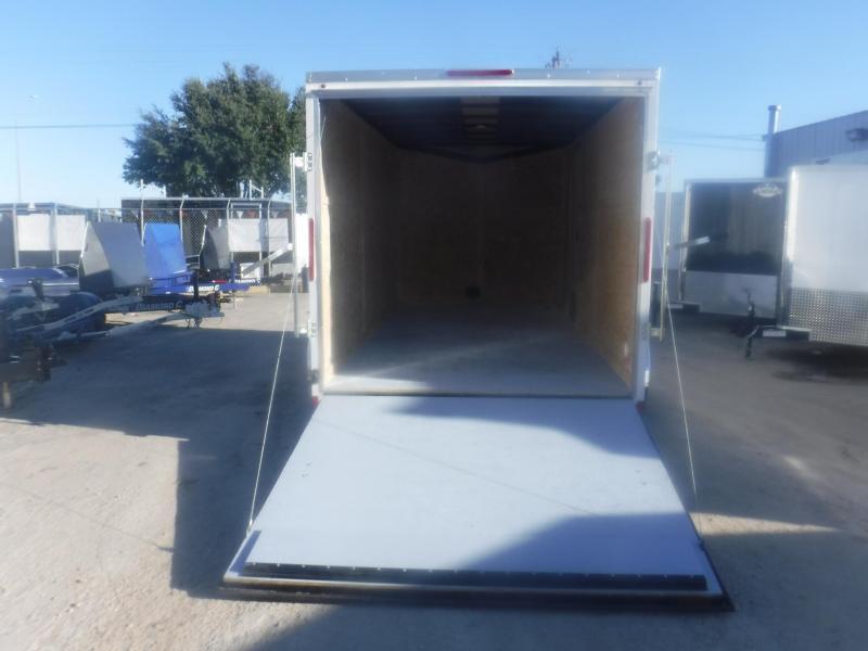 2020 Look Trailers 7 x 14 Ele Slant V-Nose Enclosed Cargo Trailer