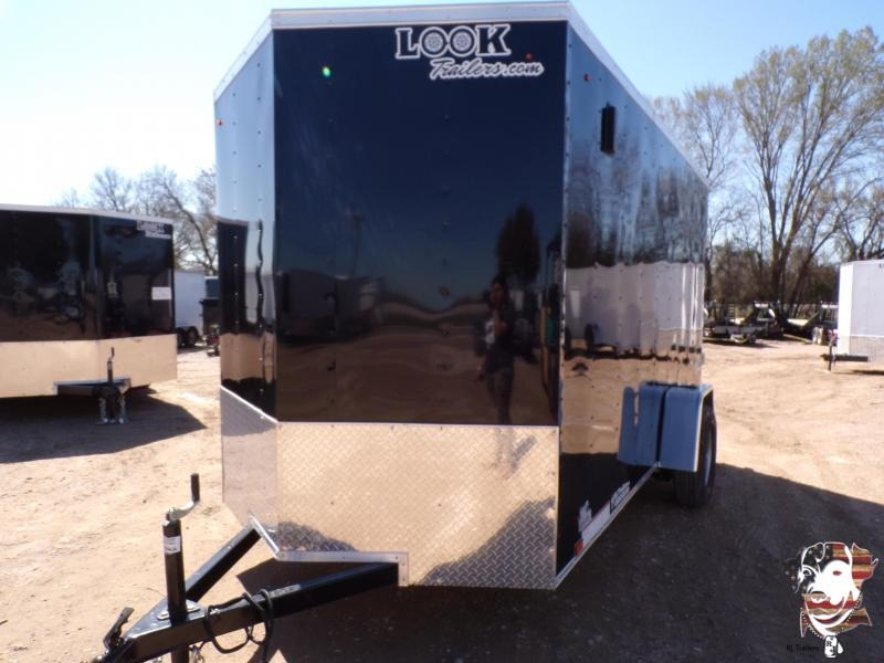 2021 Look Trailers 6 X 12 Element Enclosed Cargo Trailer