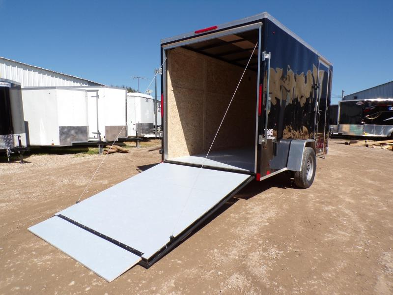 2021 Look Trailers 6 X 12 Element Enclosed Cargo Trailer