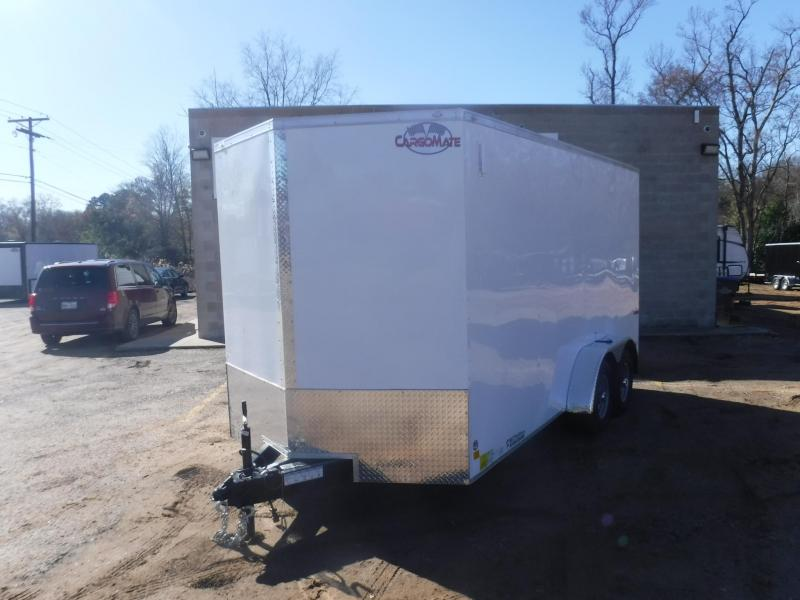 2020 Continental Cargo 7 x 16 E-Series TA Enclosed Cargo Trailer