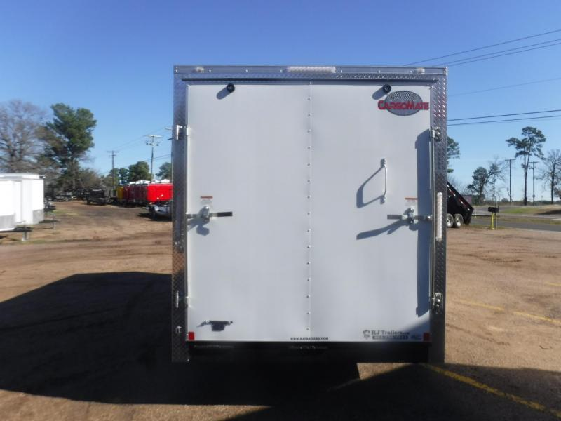 2020 Continental Cargo 7 x 16 E-Series TA Enclosed Cargo Trailer