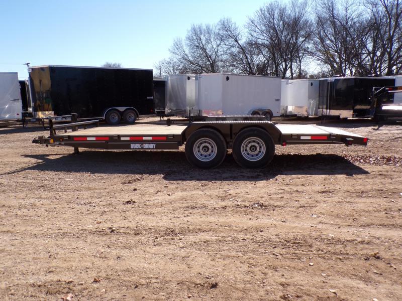 2020 Buck Dandy 83 x 20 Utility Trailer