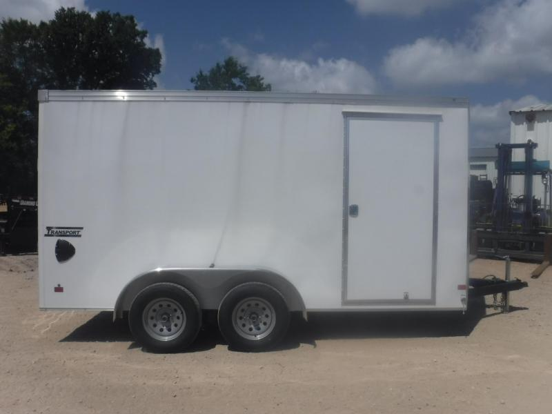 2019 Haulmark 7 x 14 Transport Enclosed Cargo Trailer