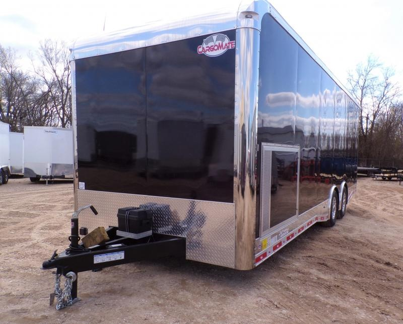 2020 Cargo Mate 8.5 x 24 Eliminator Car / Racing Trailer