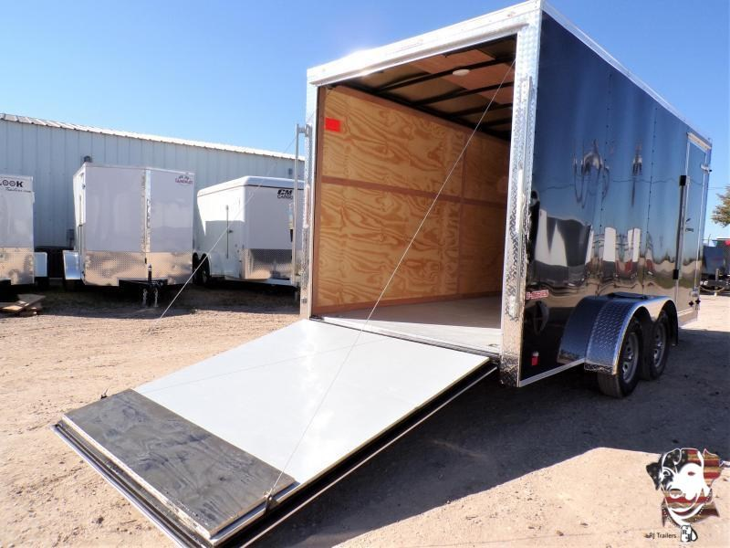 2021 Cargo Mate 7x16 E-Series Enclosed Cargo Trailer