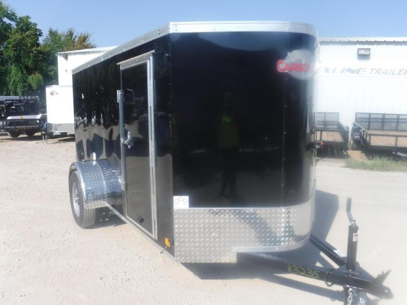 2020 Cargo Mate 5 x 10 LEE Enclosed Cargo Trailer