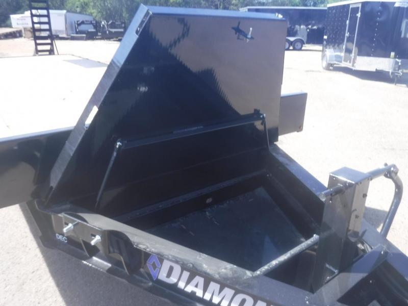 2019 Diamond C Trailers 102 x 24 DEC207 Equipment Trailer