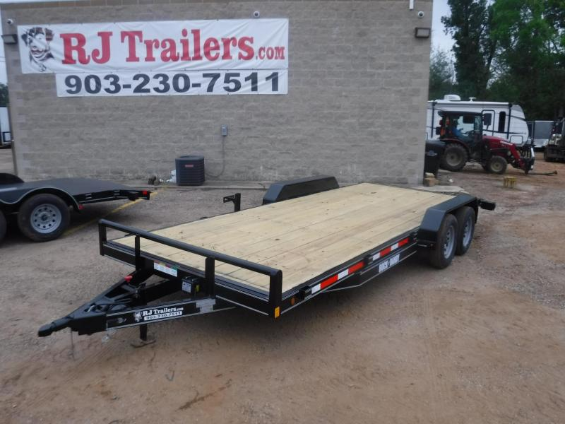 2020 Buck Dandy 83x18 Car / Racing Trailer