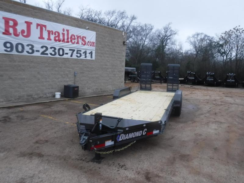 2020 Diamond C 82 x 22 LPX  Equipment Trailer