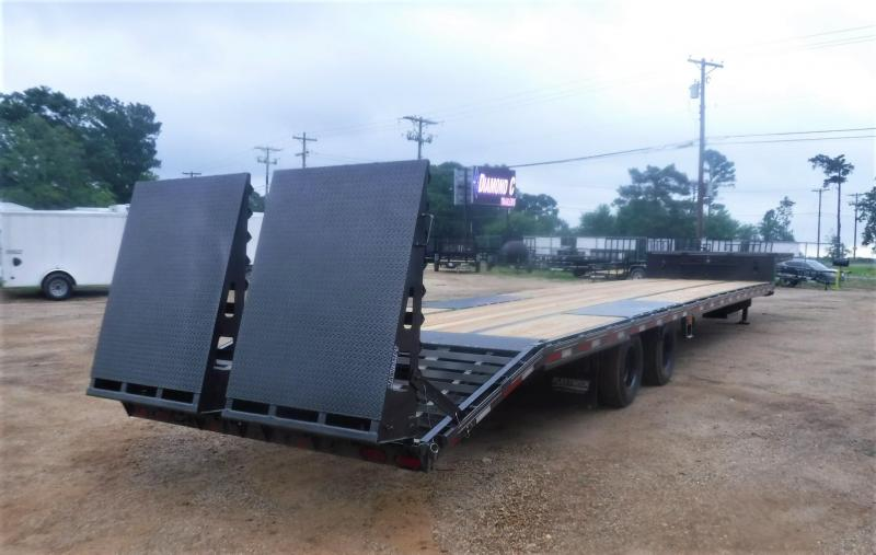 2020 Diamond C Trailers 102 x 50 SDX 212 Flatbed Trailer